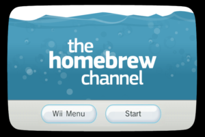 hack wii homebrew channel