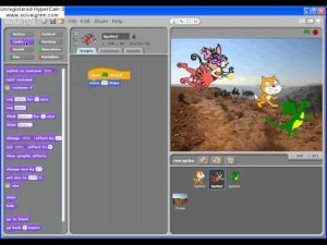 scratch for raspberry pi