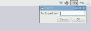 connecting wifi
