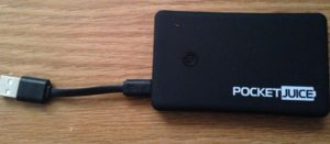 portable power supply for raspberry pi