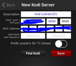 official kodi app